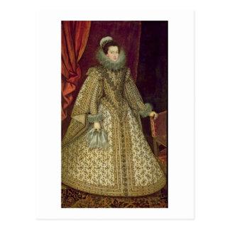 Isabel of Bourbon Postcard
