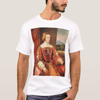 Isabel of Portugal by Titian T-Shirt