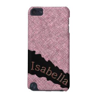 ISABEL personalizó la caja conocida del teléfono d Funda Para iPod Touch 5G