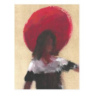Isabel Postcard