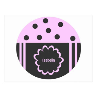 Isabel Tarjeta Postal