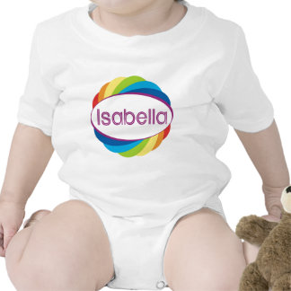 Isabel Traje De Bebé