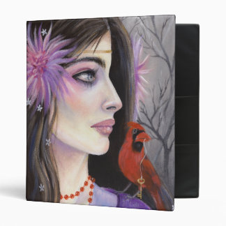 Isabella and the Cardinal Vinyl Binders