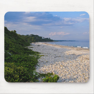 Isabella Beach - Fishers Island, NY Mouse Pad