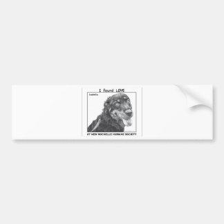 Isabella Bumper Sticker