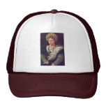 Isabella Dâ € ™ Estedeutsch: Portrait Of Isabella Mesh Hat