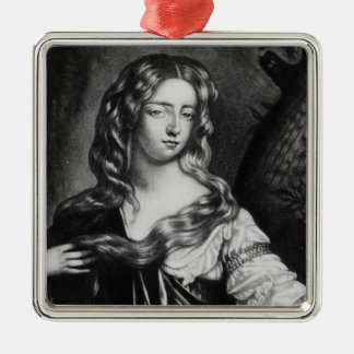 Isabella Duchess of Grafton Metal Ornament