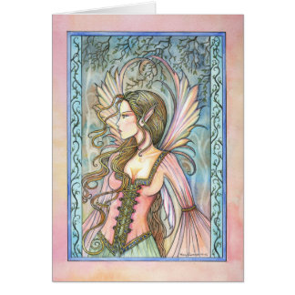 Isabella Fairy Card
