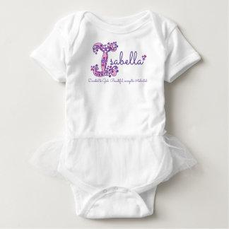 Isabella girls name & meaning I monogram shirt