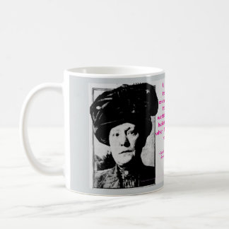 Isabella Goodwin, the 1st woman detective detail Coffee Mug