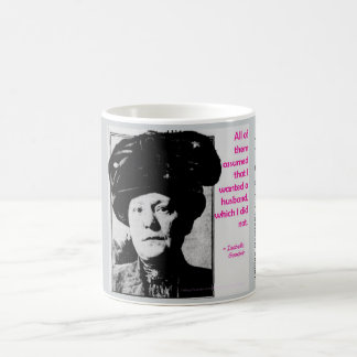 Isabella Goodwin, the first woman detective Coffee Mug
