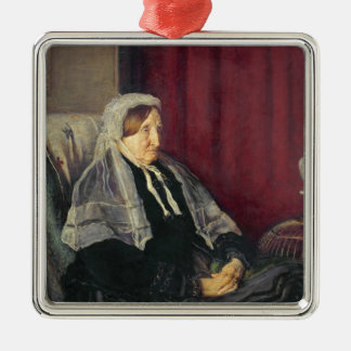 Isabella Heugh, 1872 Metal Ornament