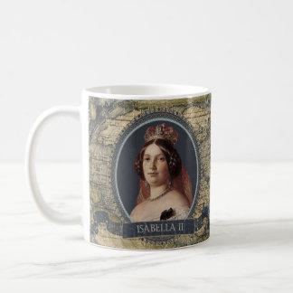Isabella II Historical Mug