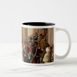 Isabella II of Spain  and her husband Coffee Mugs