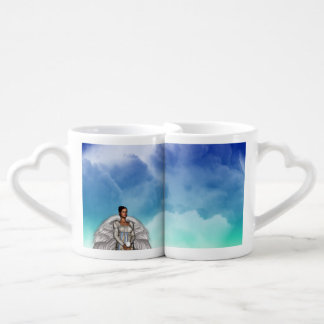 Isabella in the Clouds Lovers Mug