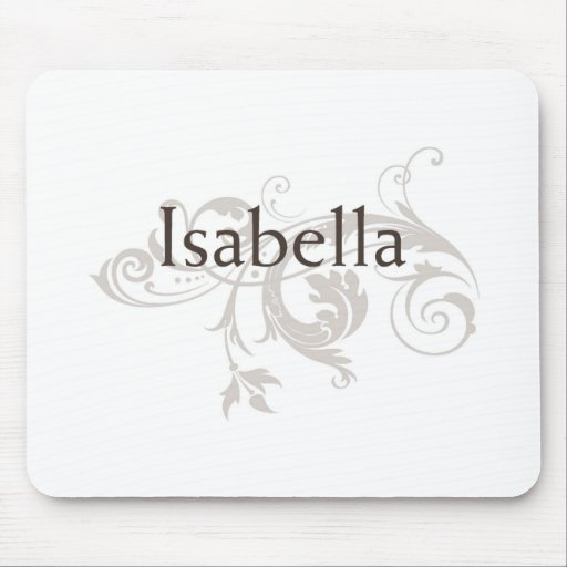 Isabella Mouse Pad