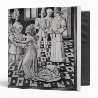 Isabella of France, Queen of England 3 Ring Binder