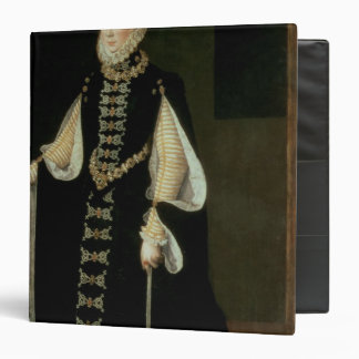 Isabella of Valois, Queen of Spain 3 Ring Binder