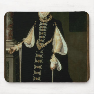 Isabella of Valois, Queen of Spain Mouse Pad