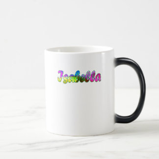 Isabella tea mug