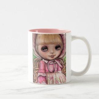 isabelle blythe Two-Tone coffee mug