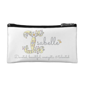 Isabelle custom decorative name meaning bag