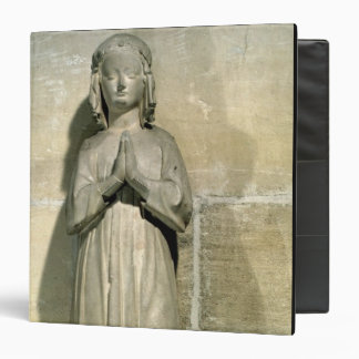 Isabelle of France (1292-1358) c.1304 (stone) Binder
