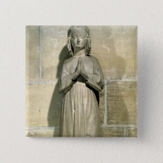Isabelle of France (1292-1358) c.1304 (stone) Button
