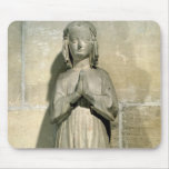 Isabelle of France (1292-1358) c.1304 (stone) Mouse Pad