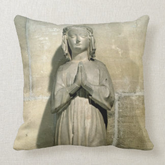 Isabelle of France (1292-1358) c.1304 (stone) Pillow