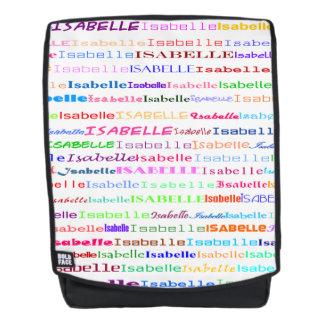 Isabelle Text Design II Backpack