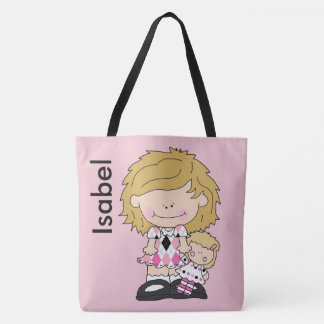 Isabel's Personalized Gifts Tote Bag