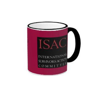 ISAC Logo Mug