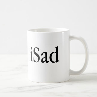 iSad - Goodbye Steve Classic White Coffee Mug