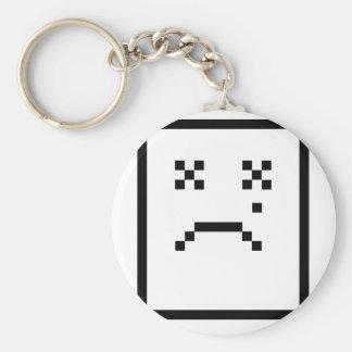 iSad Keychain