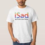 iSad We'll miss you Steve. T-Shirt