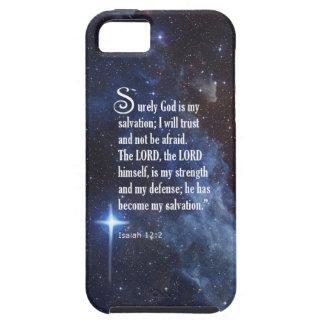 Isaiah 12:2 iPhone SE/5/5s case