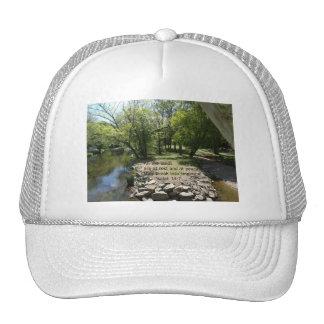 Isaiah 14:7 trucker hat