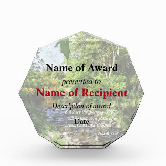 Isaiah 33:21 award