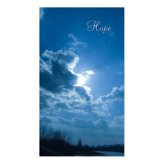 Isaiah 40;28-31- Inspirational Bookmark Business Card