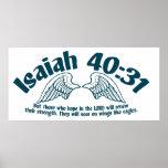Isaiah 40:31 print