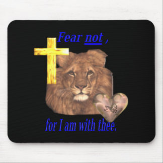 isaiah 41 10 christian mouse pad