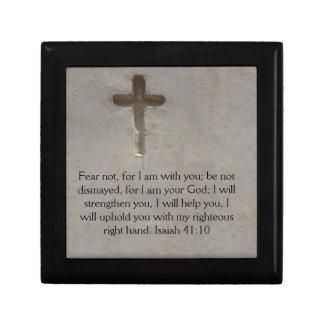 Isaiah 41:10 Inspirational Bible Verse Gift Boxes