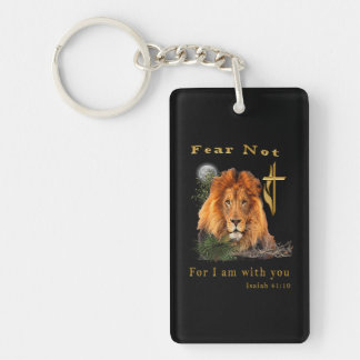 Isaiah 41:10 items keychain