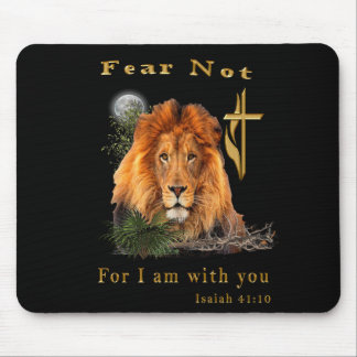 Isaiah 41:10 items mouse pad