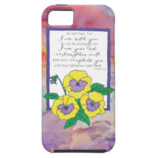Isaiah 41:10 Phone Case iPhone 5 Cover