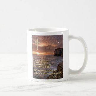 isaiah 41 christian mug