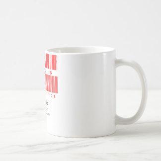 Isaiah 53:4-6 Design (Jesus Paid The Price) Coffee Mug