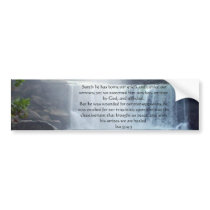 Isaiah 53 Collection Bumper Sticker