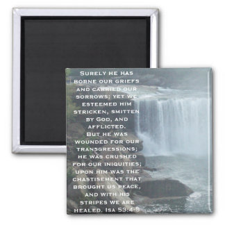 Isaiah 53 Collection Magnet